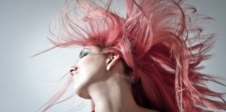 ink hair extensions